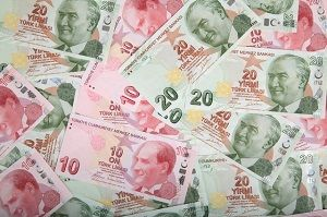 new turk lirasi banknotes